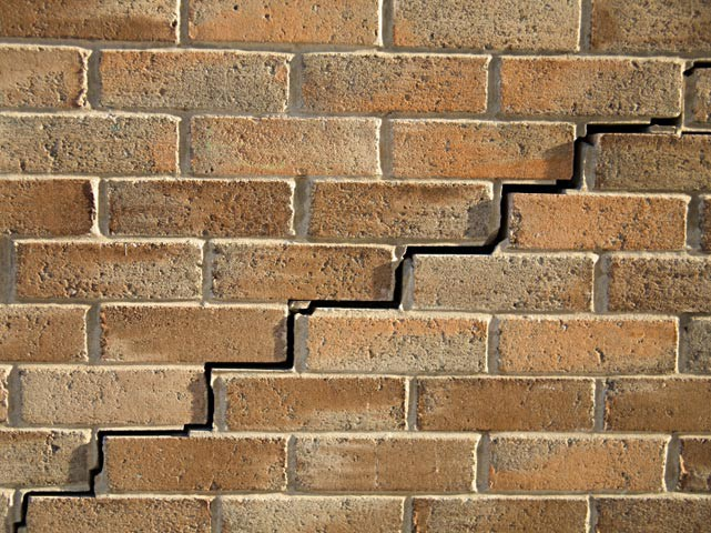 Repointing Brickwork Masonry Crack Repair